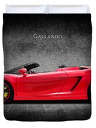 The Gallardo Duvet Cover by Mark Rogan