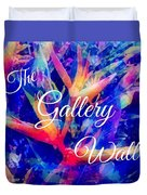 The Gallery Wall Duvet Cover