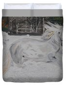 The Gallop Duvet Cover