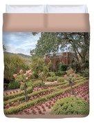 The Garden House Duvet Cover