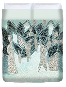 The Garden Of Eden Duvet Cover