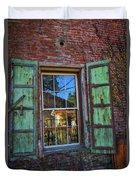 The Garden Window Duvet Cover