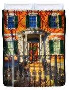 The Gardner-pingree House 1804 Duvet Cover
