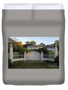The Gate Duvet Cover