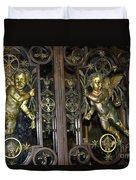 The Gates Of Heaven Duvet Cover