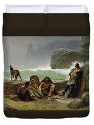 The Gaulish Coastguards Duvet Cover