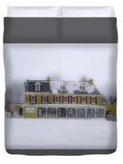 The General Lafayette Inn - Barren Hill Brewery Duvet Cover