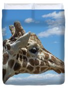 The Giraffe Duvet Cover
