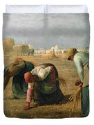 The Gleaners Duvet Cover
