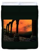 The Gloaming Duvet Cover