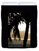 The Glow Of Maui Duvet Cover
