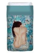 The Goddess Duvet Cover