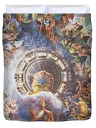 The Gods Of Olympus Duvet Cover