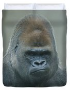 The Gorilla 4 Duvet Cover