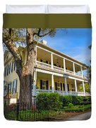 The Governor's House Inn Duvet Cover