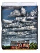 The Grain Barn Duvet Cover