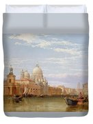 The Grand Canal - Venice Duvet Cover