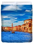 The Grand Canal Duvet Cover