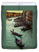 The Grand Canal Venice Duvet Cover