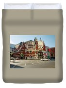 The Grand Opera House On Great Victoria Street, Belfast Duvet Cover