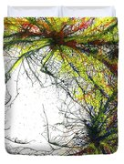 The Grand Symphony Of The Universe #635 Duvet Cover