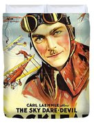 The Great Air Robbery 1919 Duvet Cover