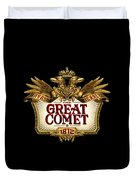 The Great Comet Duvet Cover