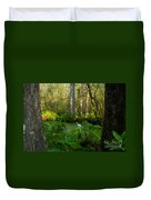 The Great Corkscrew Swamp Duvet Cover