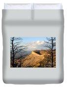 The Great Mesa Duvet Cover
