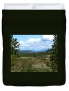 The Great Northwest Duvet Cover