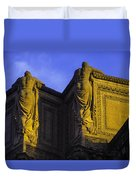 The Great Palace Of Fine Arts Duvet Cover