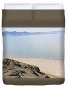 The Great Salt Lake 2 Duvet Cover