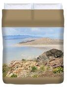 The Great Salt Lake 3 Duvet Cover