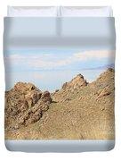 The Great Salt Lake 8 Duvet Cover