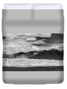 The Great Sand Dunes Panorama 2 Duvet Cover