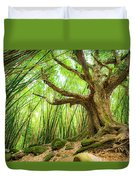 The Great Tree Duvet Cover