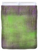 The Green Fog Duvet Cover