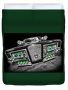 The Green Hornet - Black Beauty Duvet Cover
