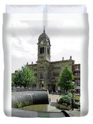 The Guildhall - Derby Duvet Cover