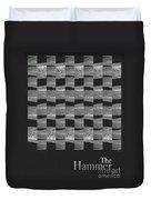 The Hammer Duvet Cover