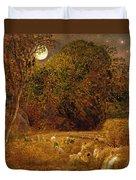 The Harvest Moon Duvet Cover