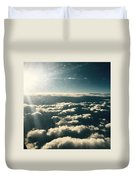 The Heavens Duvet Cover