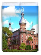 The Henry B. Plant Museum Tampa Fl Duvet Cover