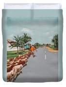 The Herd 1 Duvet Cover