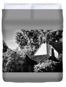 The Hidden English Estate Duvet Cover