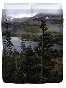 The Hidden Lake Duvet Cover