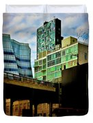 The Highline Nyc Duvet Cover