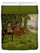 The Highwaymen Duvet Cover