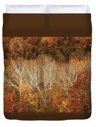 The Hills In Autumn Duvet Cover