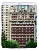 The Historic Adolphus Hotel Duvet Cover